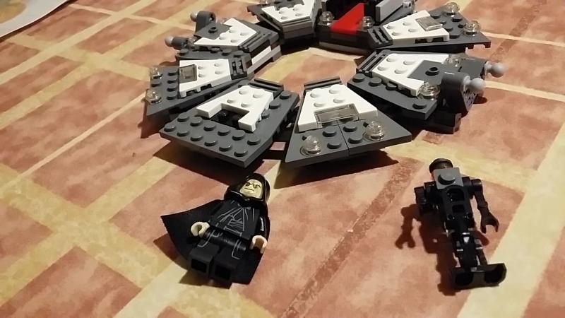 обзор лего star wars