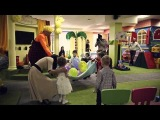 Видеосъемка детского праздника в