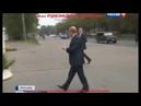 Путин поставил свечки за погибших в Новороссии