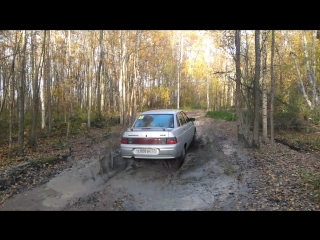 Light offroad on 2110