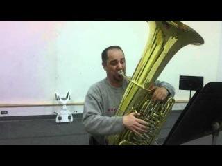 Tuba Excerpt Prokofiev symphony 5