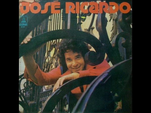JOSÉ RICARDO - TENHO VONTADE DE DIZER 1974