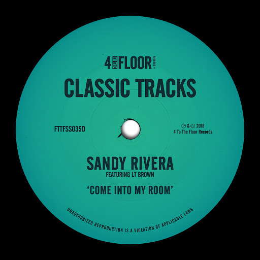 Sandy Rivera альбом Come Into My Room (feat. LT Brown)