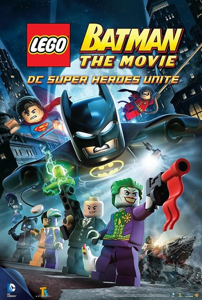 Ver Lego Batman la Película. El Regreso de los Superheroes de DC Online
