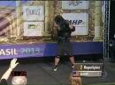 Arnold Strongman Classic Brazil 28.04.2013- 3-е упр Гантель 105кг90сек.
