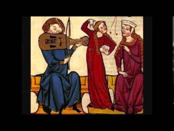 Guillaume de Machaut (1300-1377) Je vivroie liement Chant médiéval