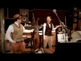 Michael Giacchino and Matt Reeves on Percussion