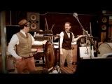 Майкл Джаккино и  Мэтт Ривз в студии / Michael Giacchino & Matt Reeves