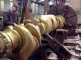 crankshaft lathe 2 cookebros engineering