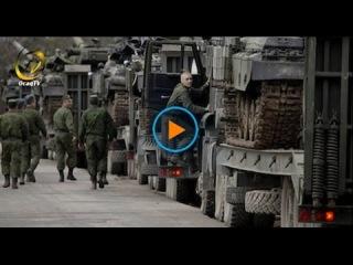 Rusiya ordusunu Ukraynadan çıxarır