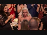 Леди Гага получает награду Лучшая актриса на премии Critics Choice Awards 2019 (13 января)