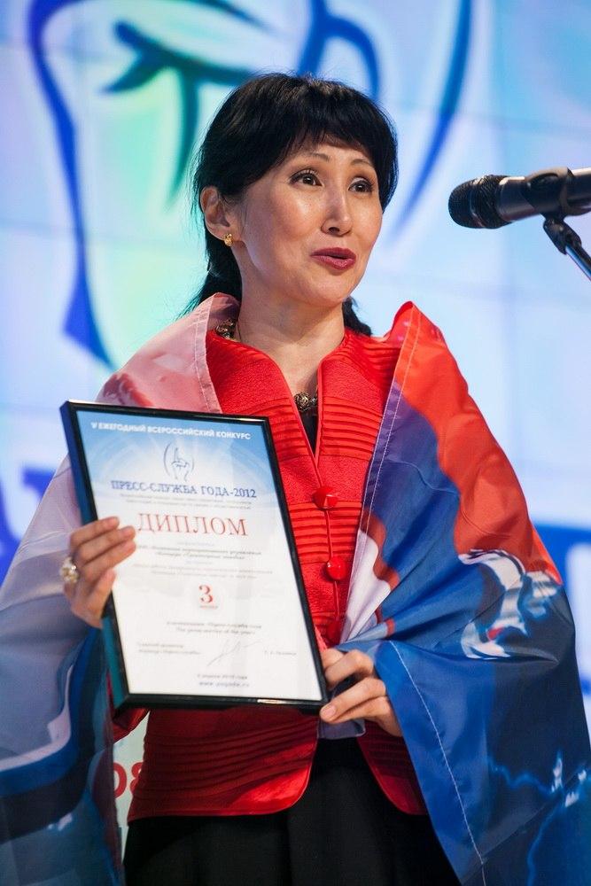«Успех и признание компании — главное мерило для PR-специалиста», — Гелла Наминова, призер конкурса «Пресс-служба года-2012»