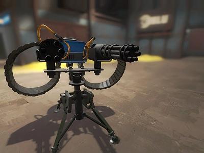 Сборка Пушки-Лазеры