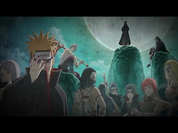 Naruto Shippuden OST I - Akatsuki