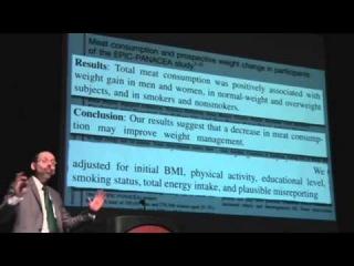 Потрясающая лекция Как сделать так, чтобы люди не болели