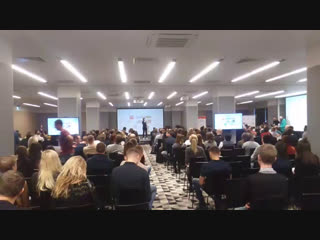 Бизнес-форум в Мурманске ч 4