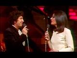 Mouloudji et Nana Mouskouri - Le temps des cerises (1977)