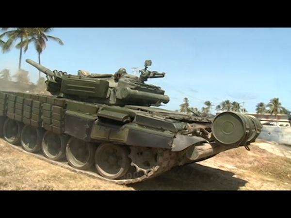Ejercicio de Acción Conjunta de la Armada Bolivariana y el Ejército Bolivariano