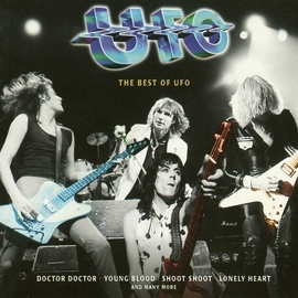 UFO альбом The Best of UFO