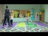 Танцевальная группа в Happy baby