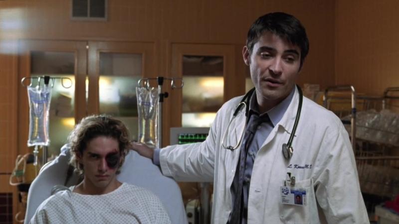 Скорая помощь ER 9 сезон 7 серия Скажи мне где болит Tell Me Where It Hurts