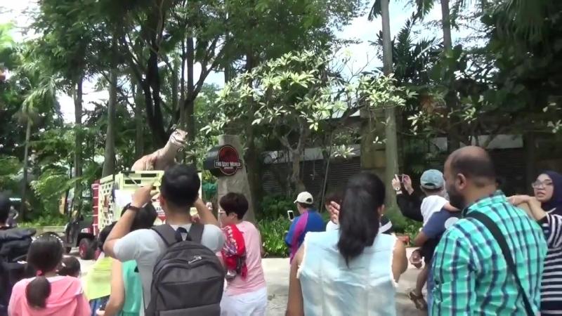 Kacchako Universal Studios Singapore Date [Full Video] FUWAMORI 💖