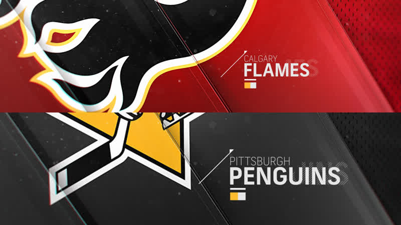 Calgary Flames vs Pittsburgh Penguins Feb 16, 2019 HIGHLIGHTS HD