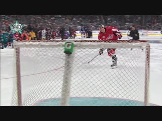 John Carlson launches one to win Hardest Shot contest   January 25, 2019