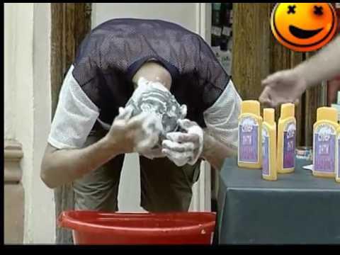 Камера смеха Презентация шампуня