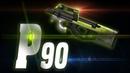 CSGO P90 - имба или лучшее ПП в игре. Action Game.