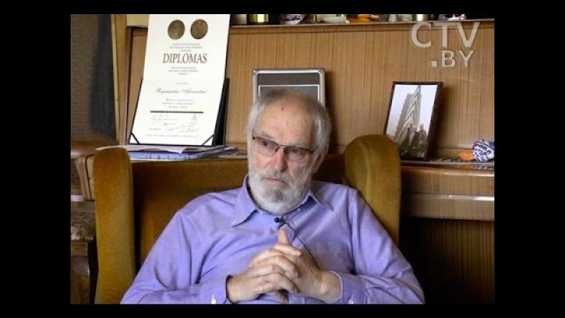 Народный артист СССР, актер Регимантас Адомайтис в программе «Простые вопросы» с Егором Хрусталевым
