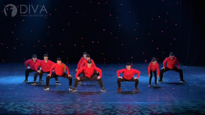 RnB , Let`s get it started - студия танцев DIVA
