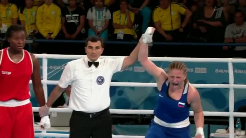 Трехкратная чемпионка мира по боксу среди юниоров Анастасия Шамонова добавила себе титул победительницы III летних юношеских Оли