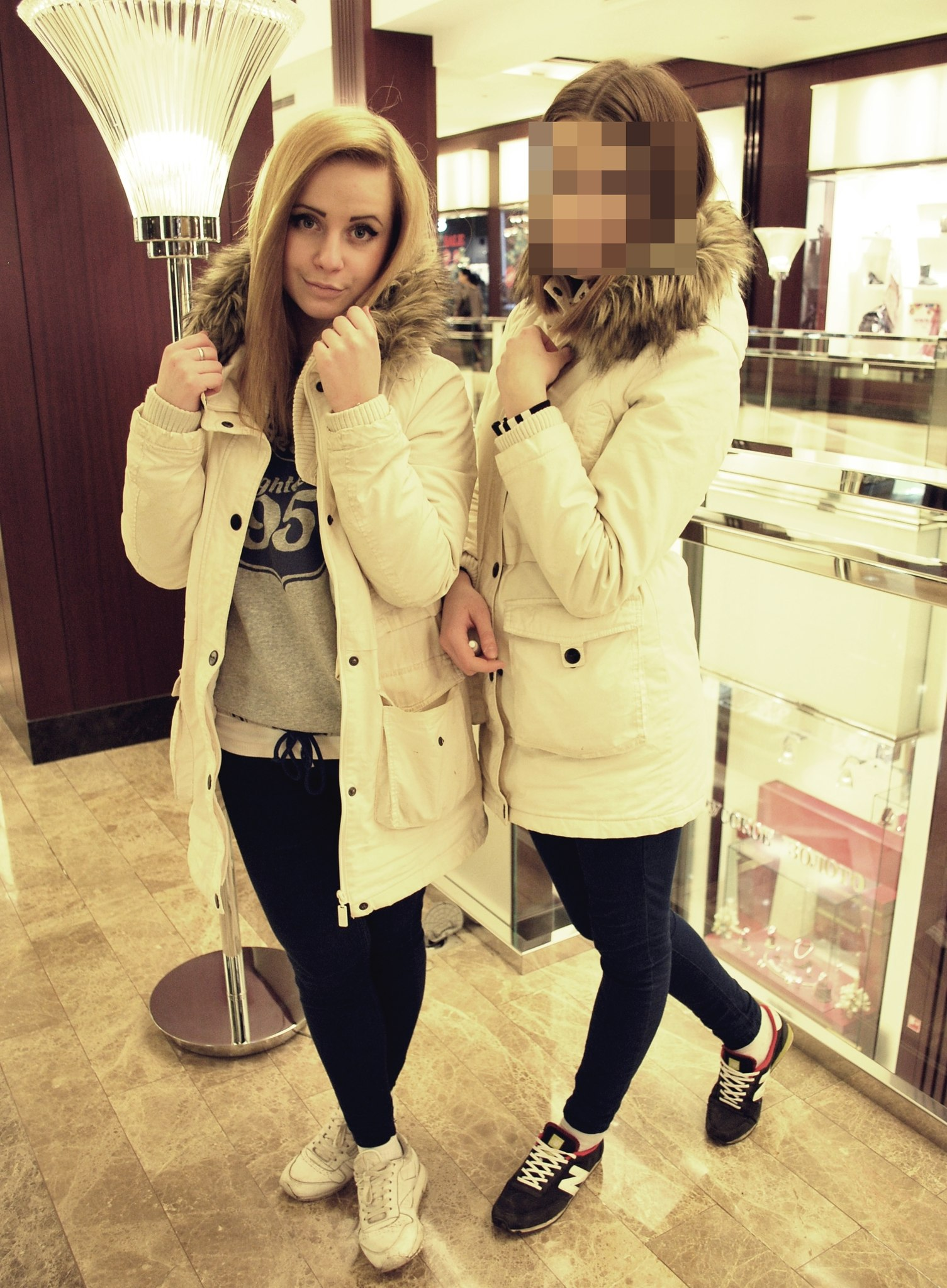 Русскую блондинку вику 8 фотография