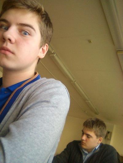 Иван Курбатов, 16 мая , Москва, id139370171