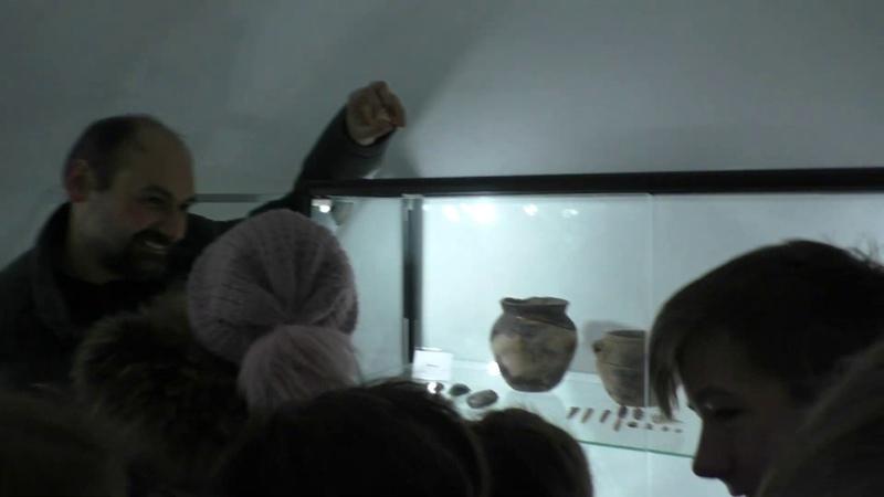 Живые уроки в музее Никольского храма г.Таганрога