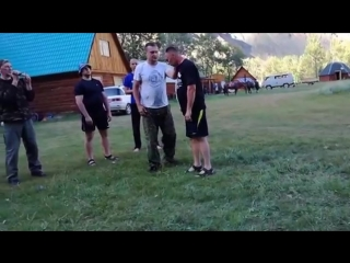 Systema_Russian_Martial_Art_-_Liberation_from_grips___Shock_and_impact_on_th___