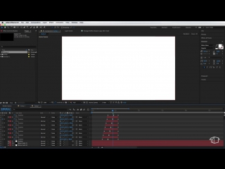Make Netflix Logo animation visual Tutorial for Adobe After Effects CC template (No Plugins)