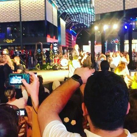 """Николай Басков on Instagram """"Очень красивое событие в Дубаи фестиваль @matryoshka_festival с @lopyrevavika """""""