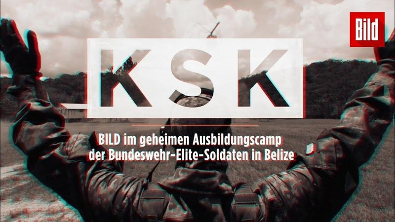 Das geheime Ausbildungslager der Bundeswehr