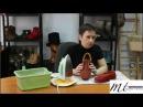 Валяние :удаление повышенной лохматости . МК Марины Климчук
