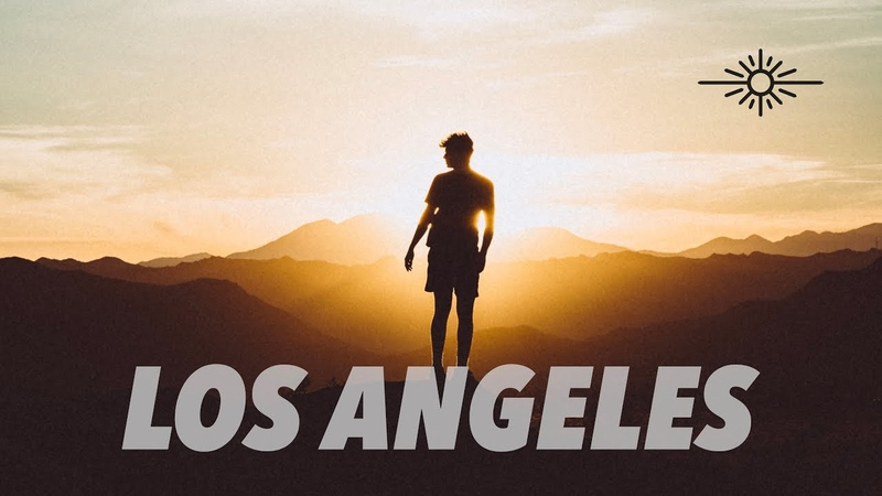 I'M SPENDING A MONTH IN CALIFORNIA Los Angeles Episode 1