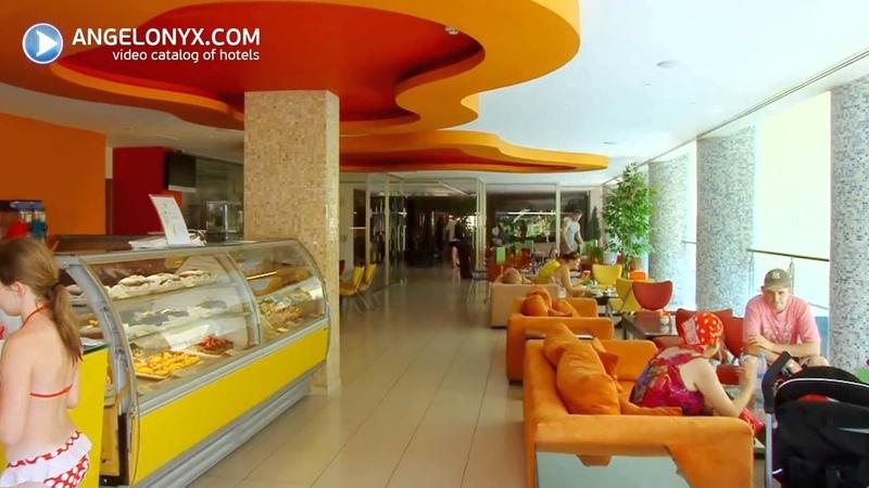 Hotel Atlantica Oasis Gardens 4* Кипр