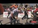 La Vuelta Etapa 4 Control de firmas salida Vélez-Málaga