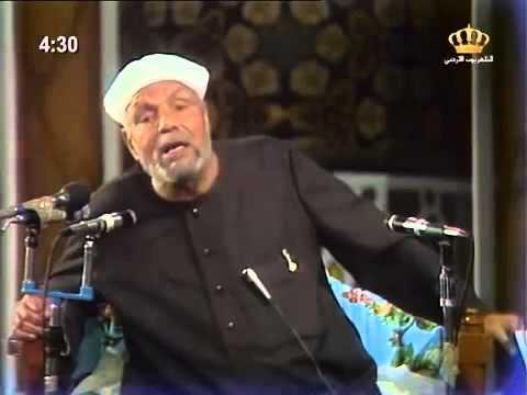 حديث قدسي عن الرزق - الشيخ متولي الشعراوي