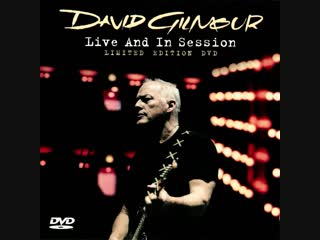 David Gilmour - On An Island - Live And In Session (2006) LTD Japan