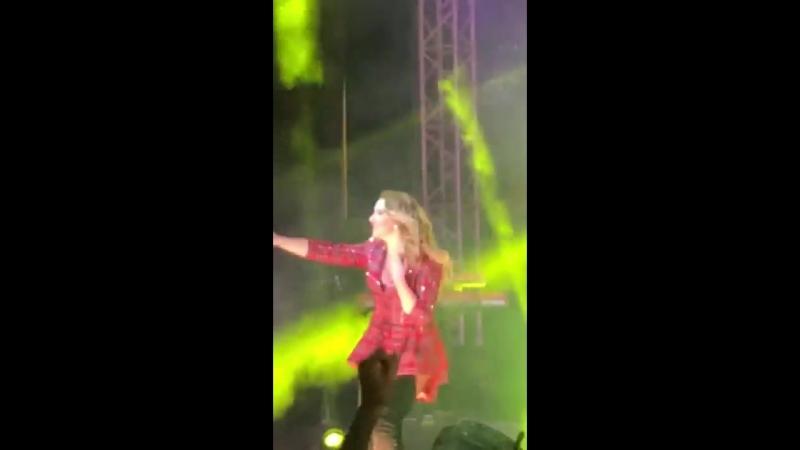Hadise Концерт Хадисе на праздник Zafer Bayramı -31 АВГУСТА 2018г.