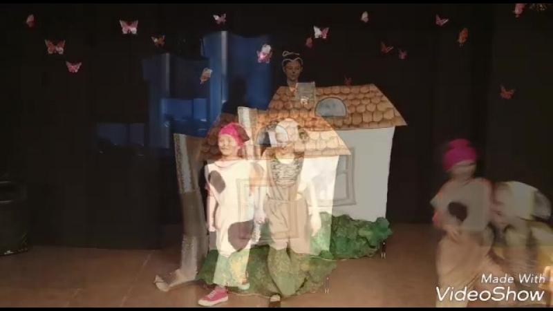 Спектакль Котенок по имени ГАВ