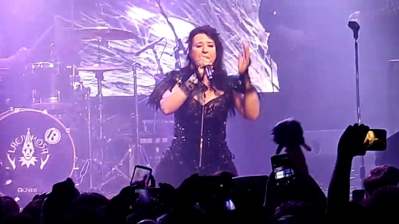 LACRIMOSA live @ Argentina 2019 Not Every Pain Hurts