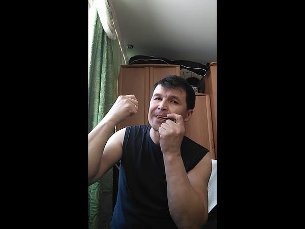 Класная игра на кубызе(национальный башкирский инструмент) Марсель Нажметдинов